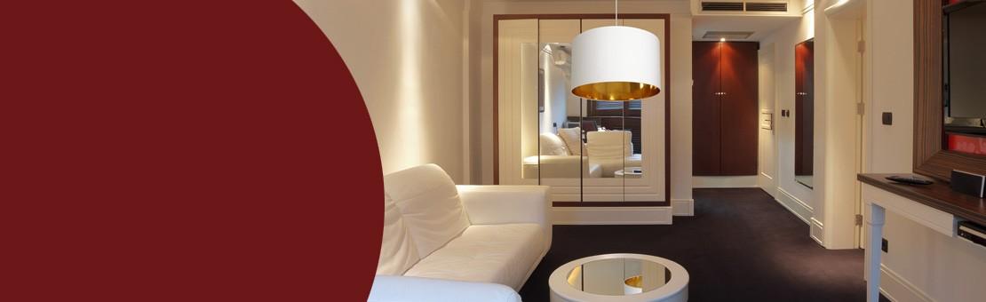 LAMPY HOTELOWE